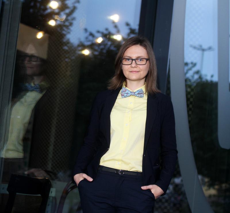Publicystyka - Świat bracholi. Wywiad z Katarzyną Suską