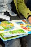 Okładka - Czytanie odziedziczone, czyli o korzyściach czytania dzieciom