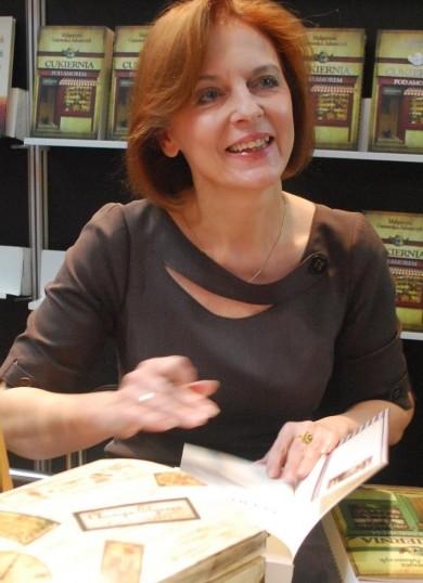 Publicystyka - Jestem z tej samej gliny, co moi bohaterowie - m�wi Ma�gorzata Gutowska-Adamczyk, autorka