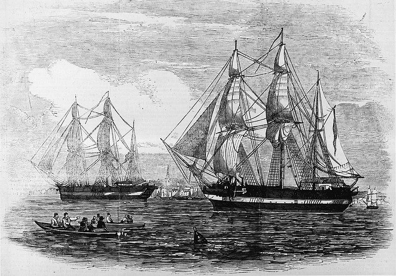 Publicystyka - Na zawsze w lodzie. Historia ekspedycji Franklina z 1845 roku