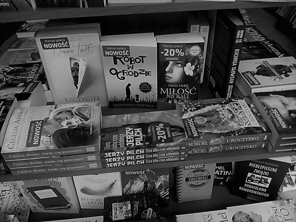Publicystyka - Tania książka na stos?