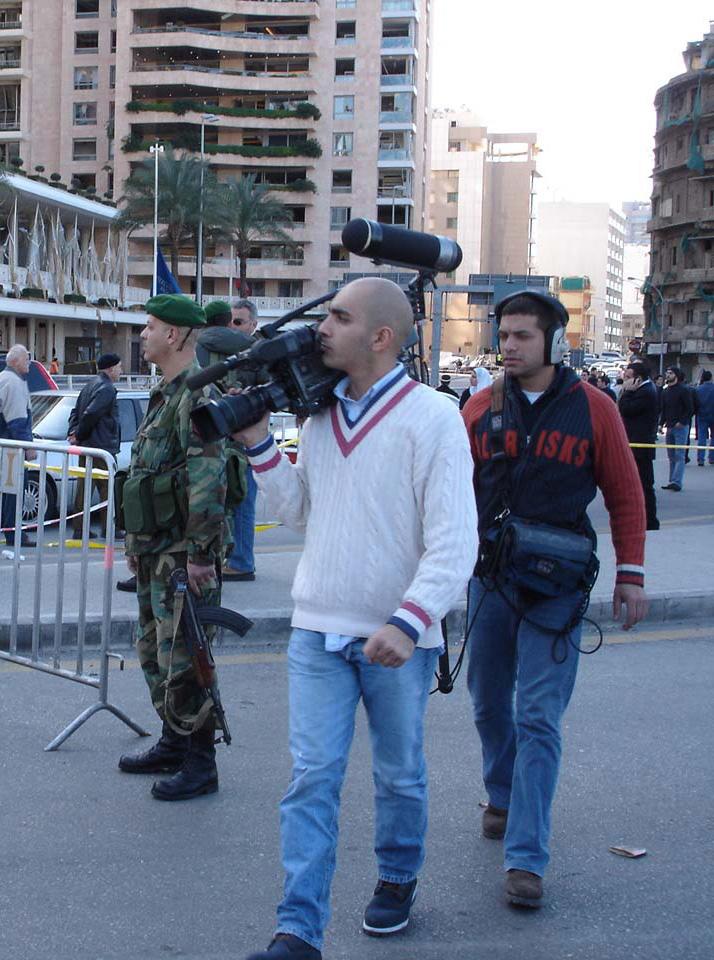 Publicystyka - Reporterzy kontra cyberprzestrze�