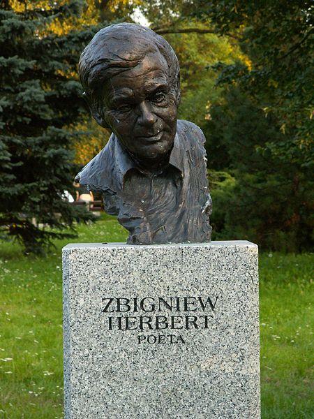 Okładka publicystyki dla Zbigniew Herbert. Książę polskich poetów z kategorii Brak kategorii
