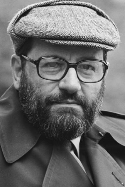 Okładka - Zbadać wszystko. Portret Umberto Eco
