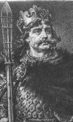 Publicystyka - Bolesław Gwałciciel. Nieznana twarz Chrobrego
