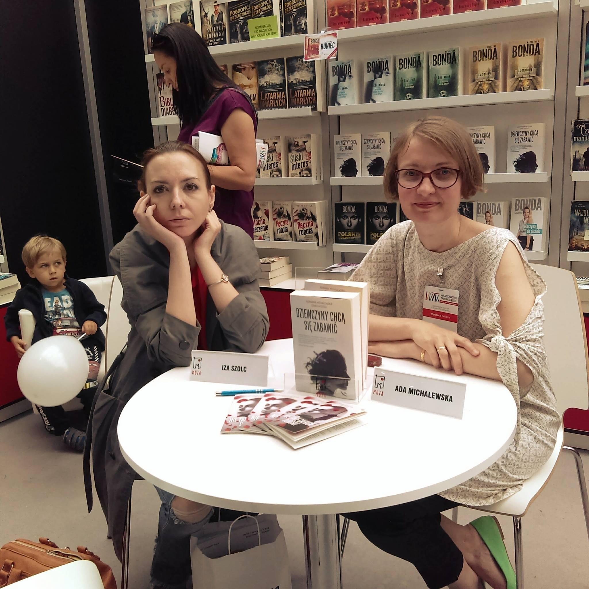 Publicystyka - Młodość jest zawsze taka sama. Wywiad z Adrianną Michalewską i Izabelą Szolc