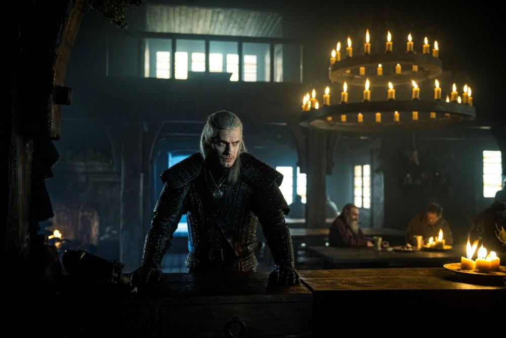 Publicystyka - Z sentymentu do Geralta. Recenzja serialu