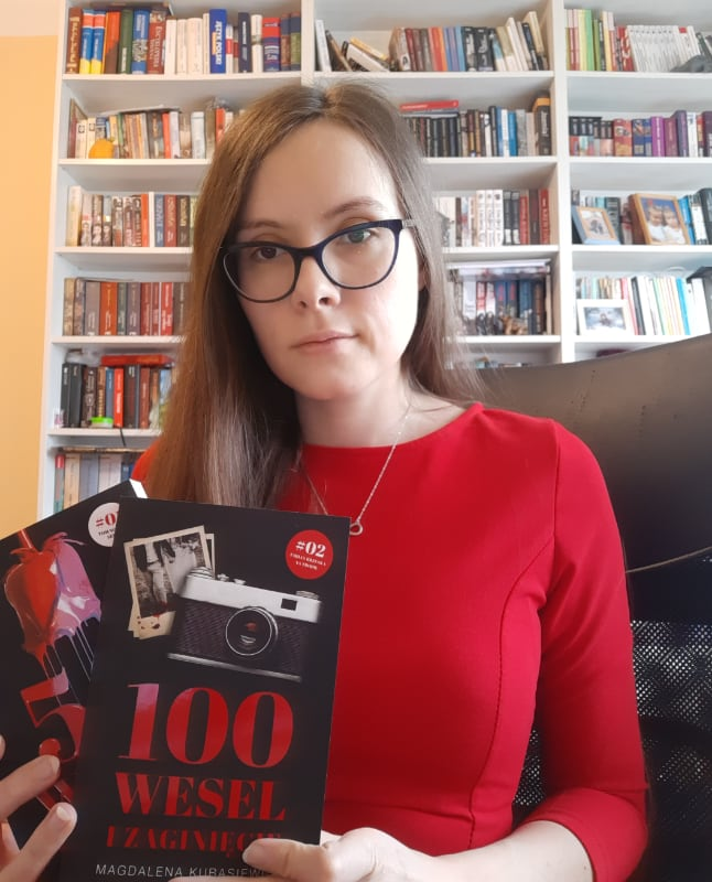 Publicystyka - Nie wierzę w magię liczb. Wywiad z Magdaleną Kubasiewicz