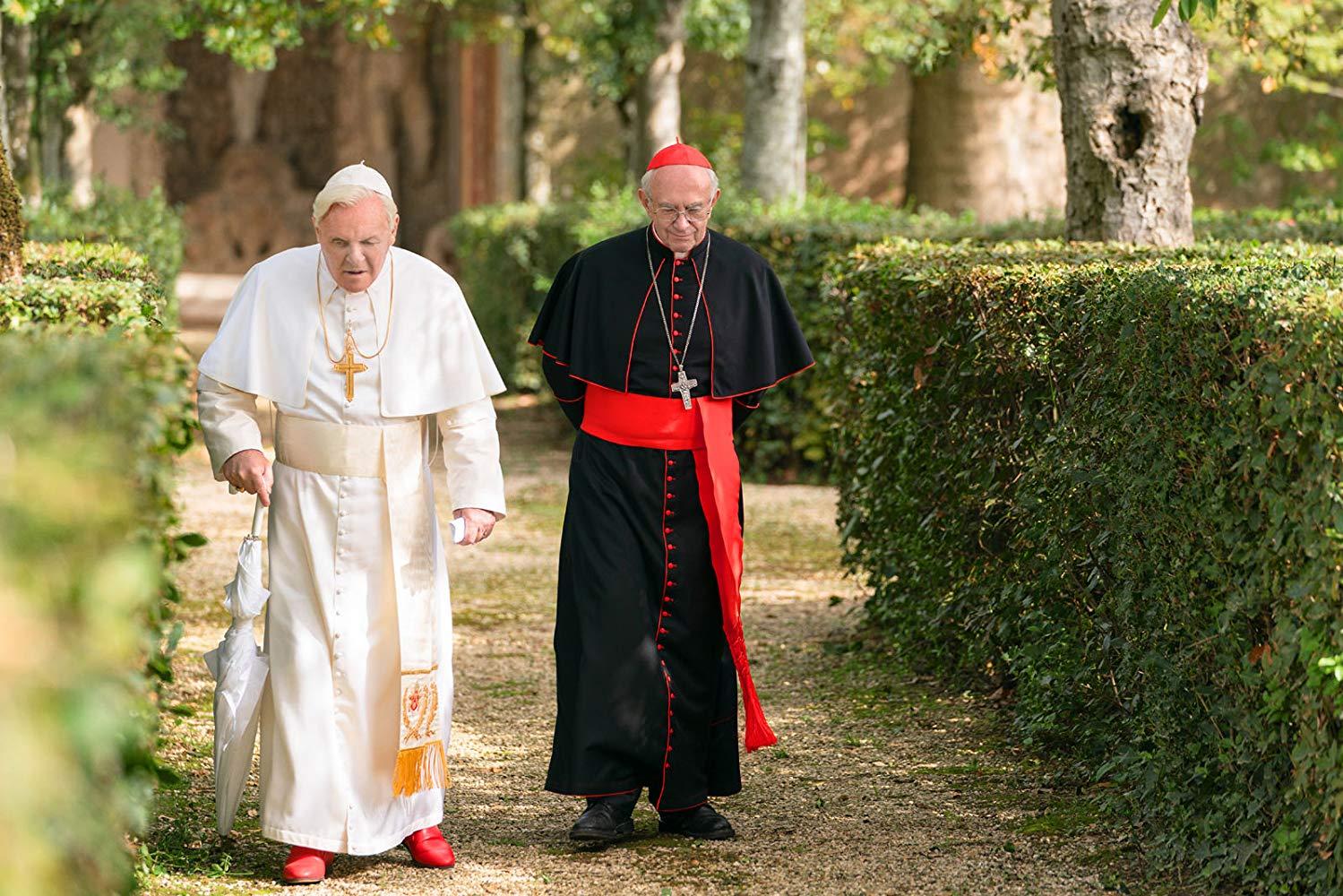 Publicystyka - Kościół w czasach niewiary. O książce Dwóch papieży
