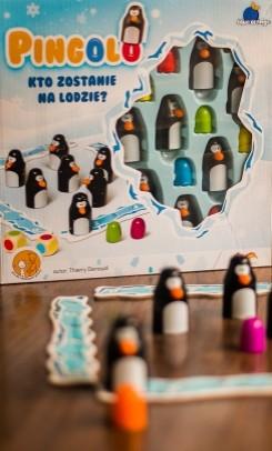 """Okładka - Recenzja gry """"Pingolo"""". Gonić pingwinka!"""