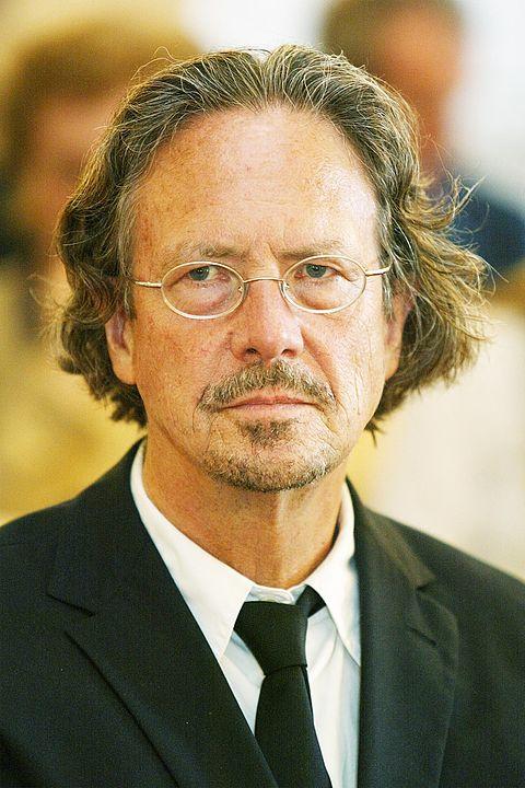 Publicystyka - Peter Handke. Gniew, zagubienie, Milosevic