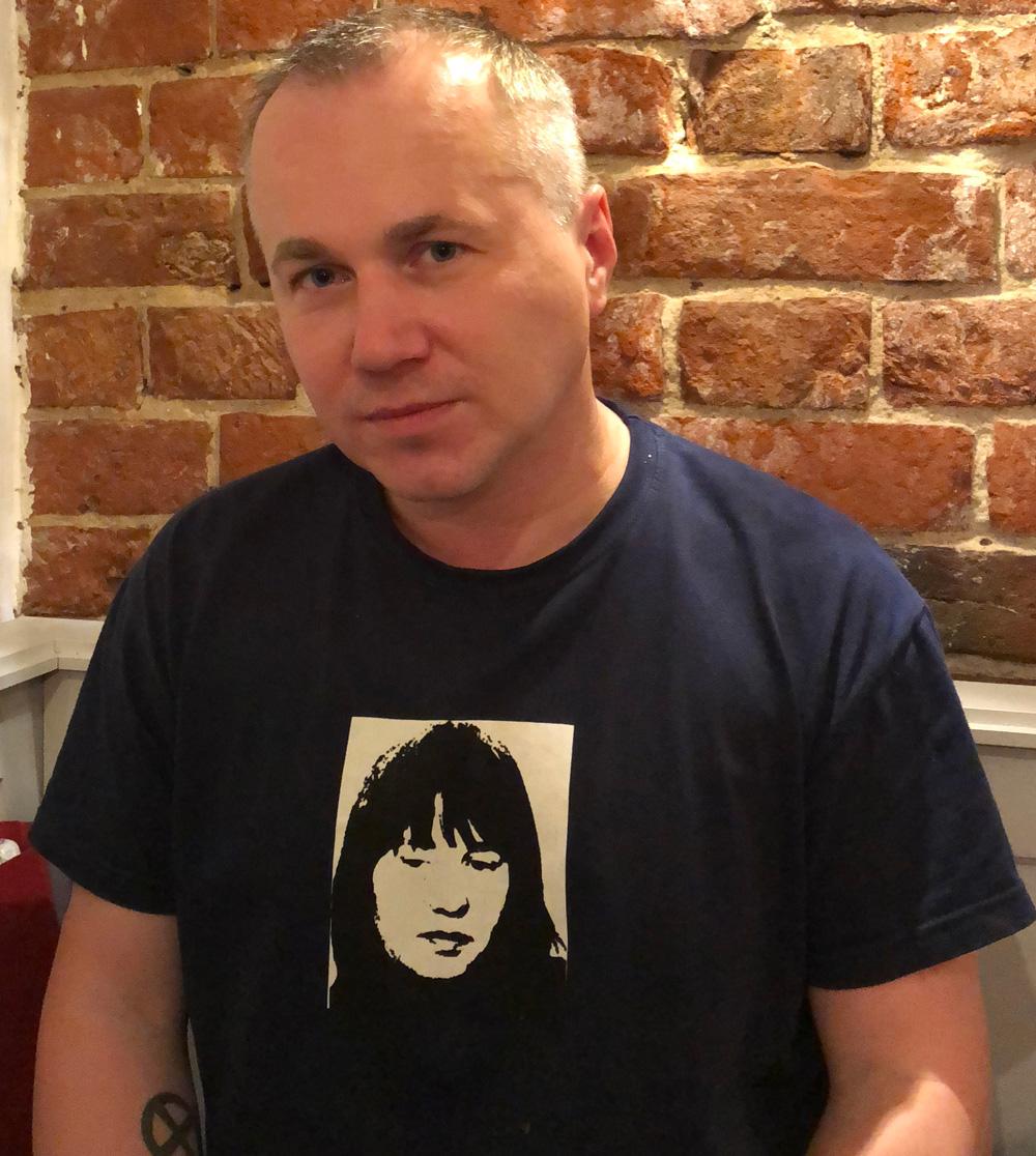 Publicystyka - Miłość jest naszym Westerplatte. Wywiad z Dawidem Kornagą