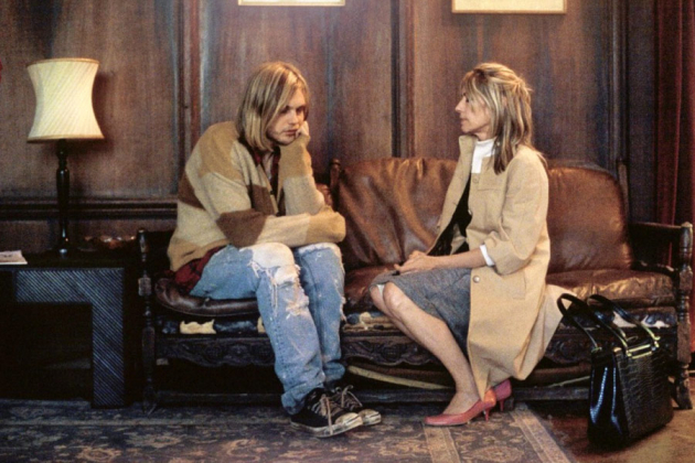 Publicystyka - Ostatnie dni. Film inspirowany biografią Kurta Cobaina