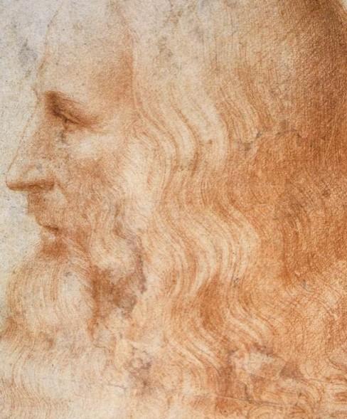 Okładka - Leonardo da Vinci. Historia pełna kłamstw