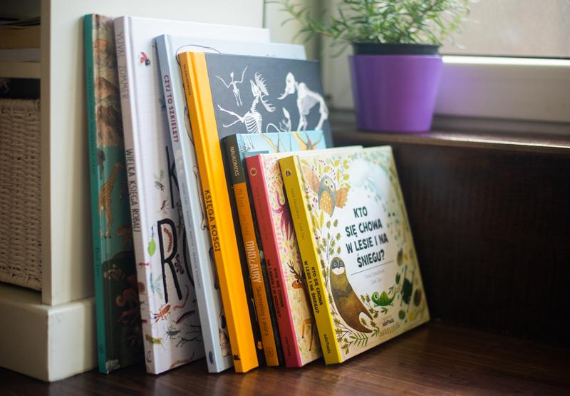 Publicystyka - 5 świetnych książek dla małych odkrywców