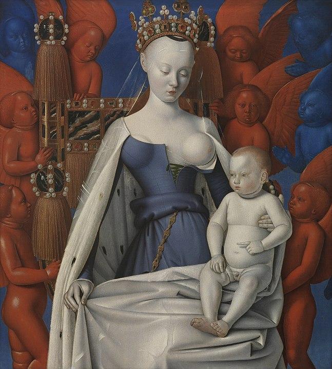Publicystyka - Agnes Sorel – najbardziej grzeszna Madonna średniowiecza