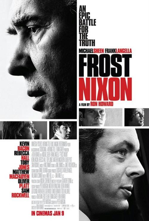 Publicystyka - Frost/Nixon Pozw�lmy si� zaskoczy�