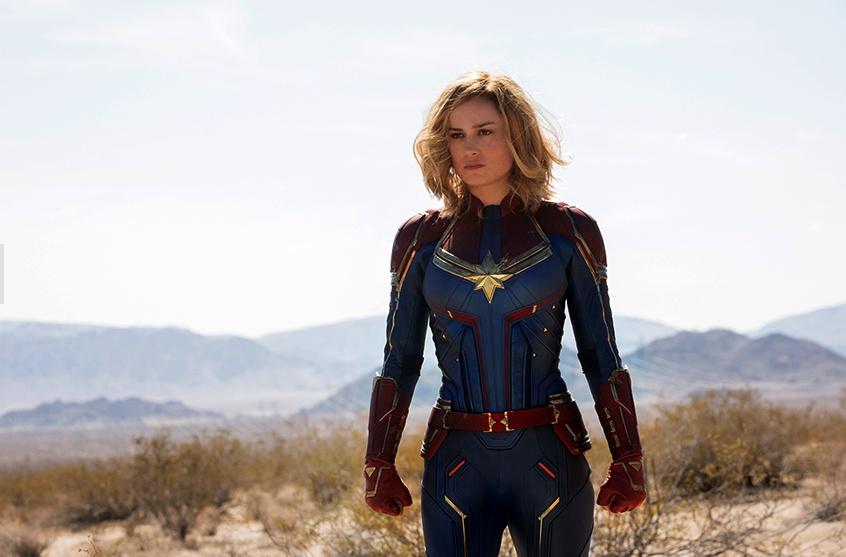 """Publicystyka - Girl power bez propagandy. Recenzja filmu """"Kapitan Marvel"""
