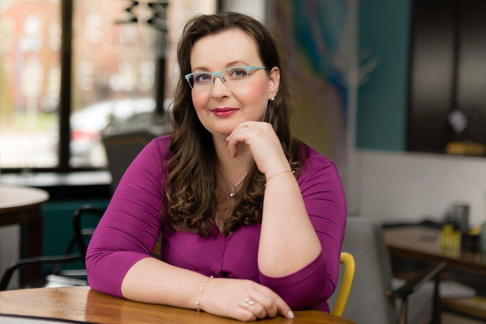 Monika Michalik autorka