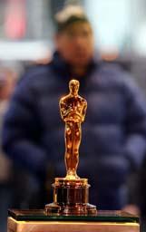 Publicystyka - Oscarowe fusy czyli o nagrodach Amerykańskiej Akademii Filmowej 2007