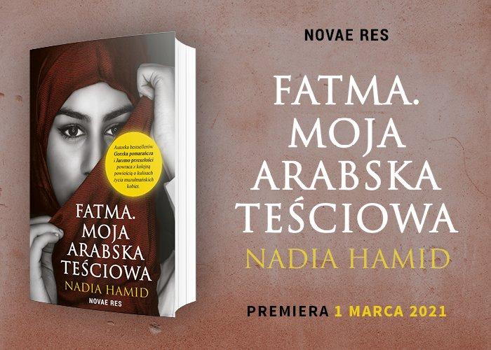 Fatma. Moja arabska teściowa fragment książki