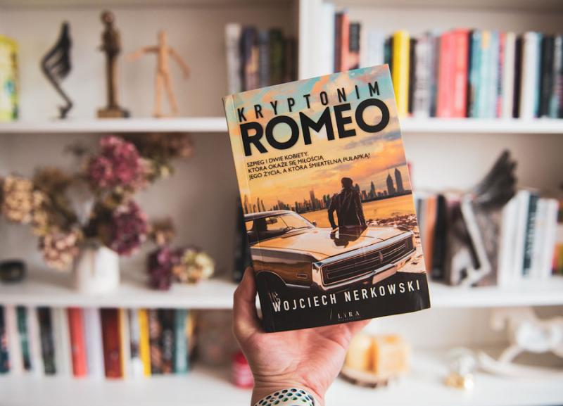 Kryptonim Romeo książka