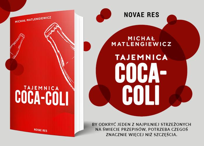 Tajemnica Coca-Coli książka