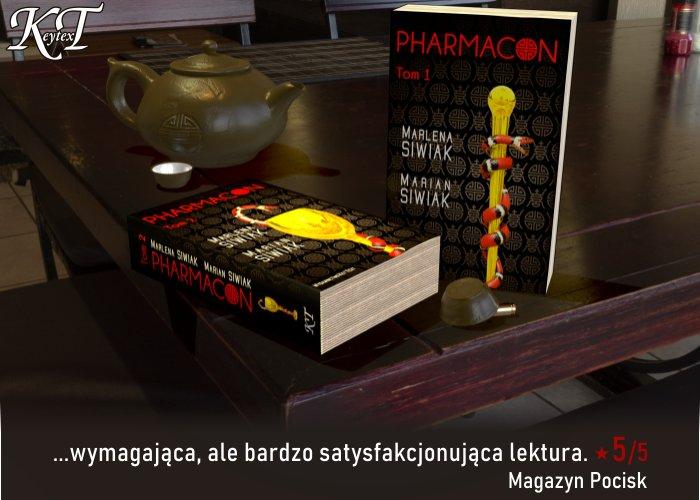 Pharmacon książka