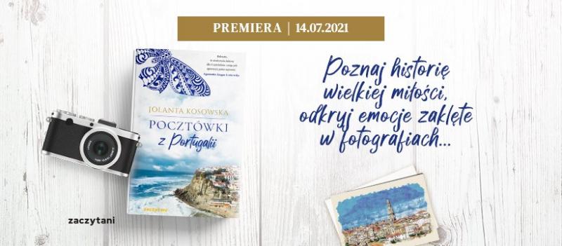 Pocztówki z Portugalii - książka